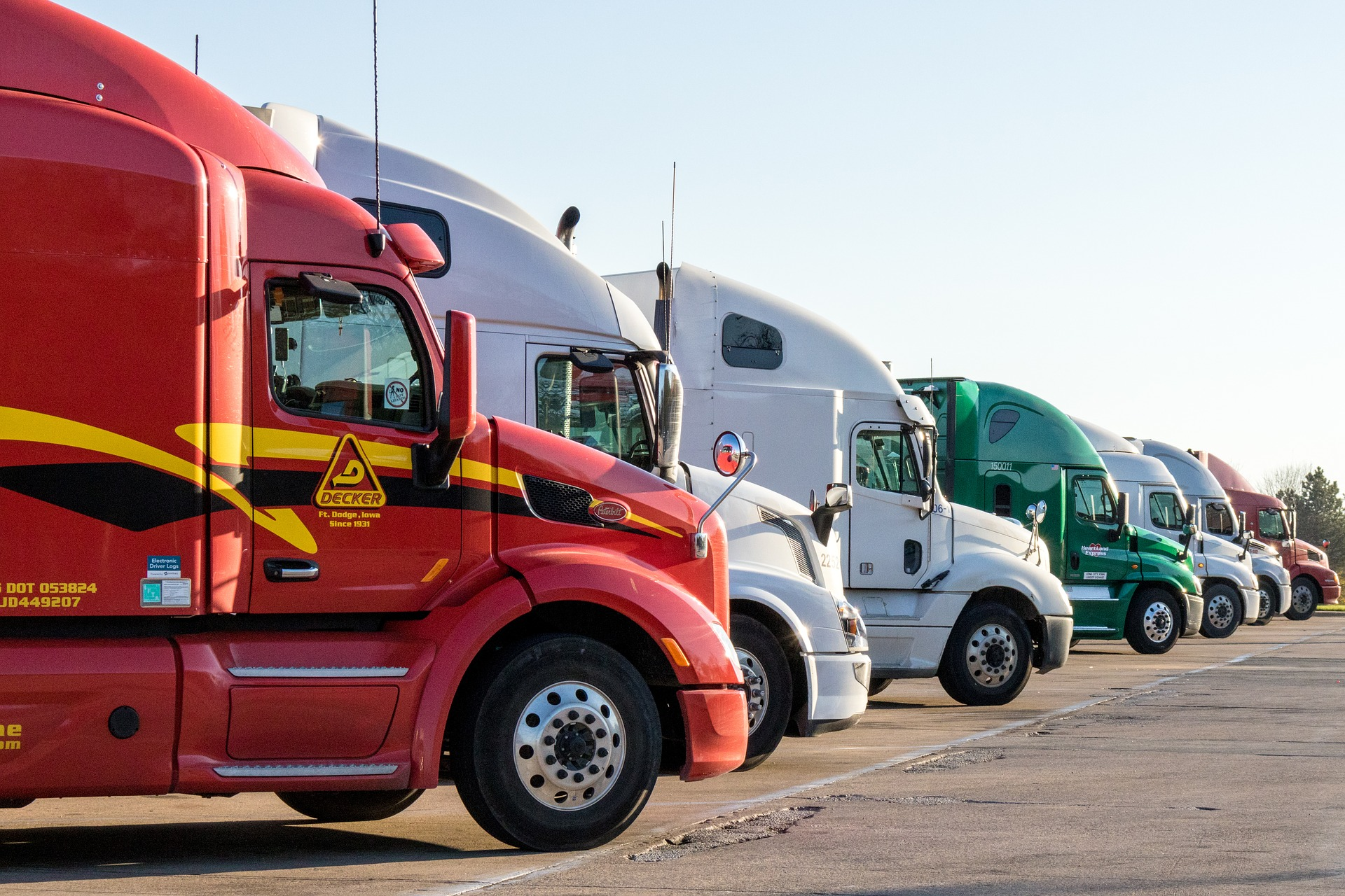 Fleets - Fleet Safety - Fleet Insurance