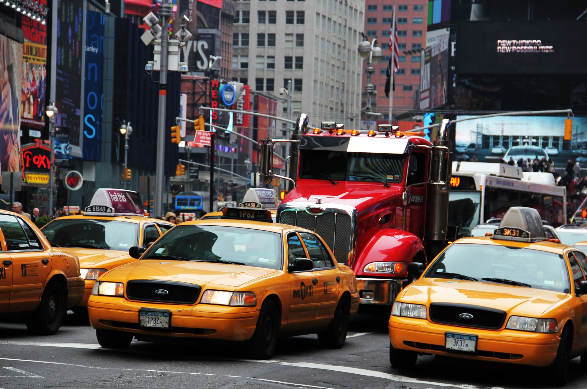 Truck Driving Congestion Pricing